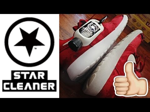 Star Cleaner Product Review! How to Clean Roshes With Chuck Off!