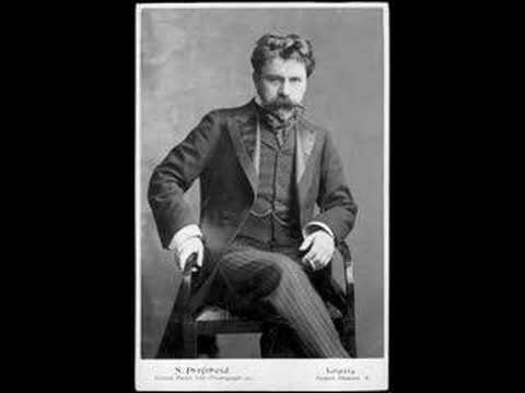 Arthur Nikisch Conducts Beethoven Symphony 5 Mvt 1