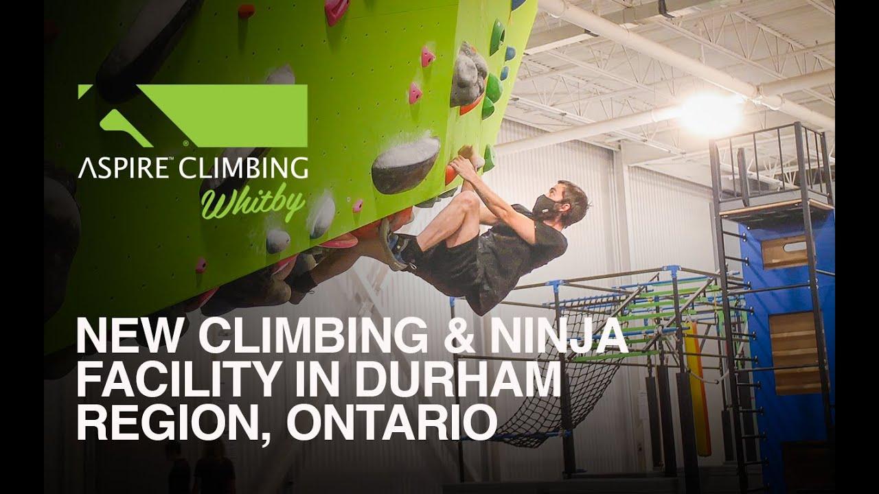Aspire Whitby - Climbing, Ninja & More