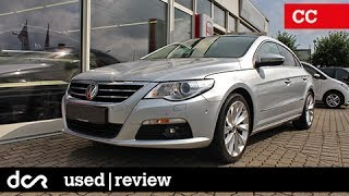 Buying a used Volkswagen Passat CC - 2008-2016, Buying advice with Common Issues