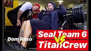 Seal Team 6 Vs. Titan Crew