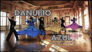Danubio Azul Vals Danzas Del Mundo Youtube