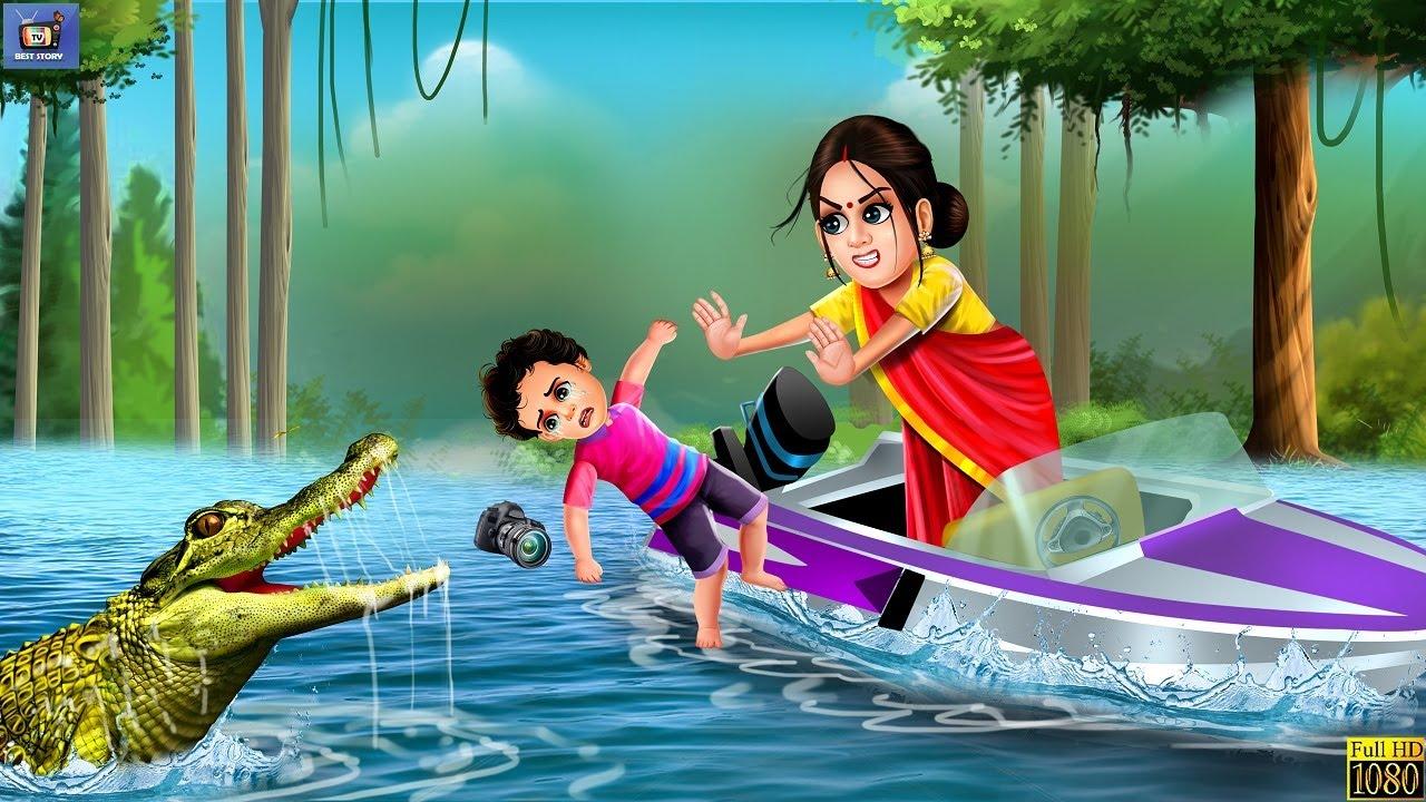 चालबाज़ सौतेली माँ | Chaalbaaz Sauteli Maa | Hindi Kahani | Moral Stories | Hindi Kahaniya | Kahaniya