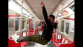 TTC DANCER: Strictly subway - dance routine