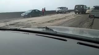 Ремонт дороги р. Балаково