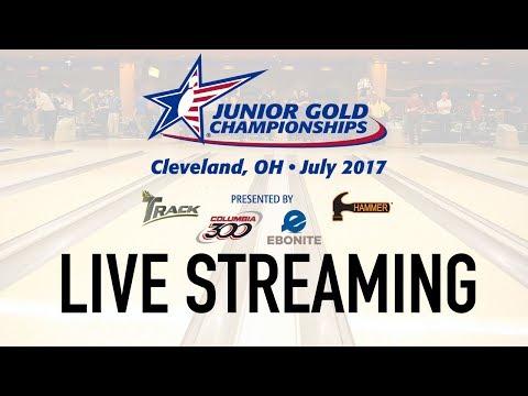 2017 Junior Gold Championships - U15/20 Girls (Match Play Rounds 6 and 7) - USBC