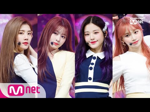 IZ*ONE - VIOLETA M PREMIERE SHOWCASE Stage  M COUNTDOWN 190404 EP613