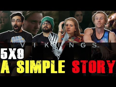 Vikings - 5x9 A Simple Story - Group Reaction