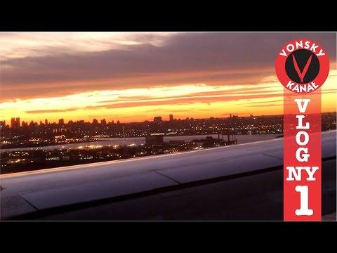 NY#1: Vonsky sam w Nowym Jorku