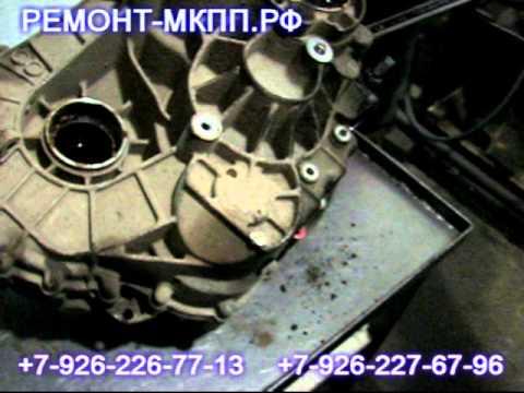 MKPP Volkswagen Transporter T5 2.5L