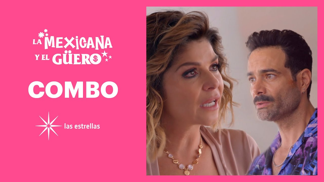 La Mexicana y el Güero: ¡Andrea termina su relación con René ! | C-24 | Las Estrellas