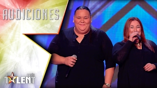 Silvia y Chelo cantan flamenco a dúo | Audiciones 4 | Got Talent España 2017