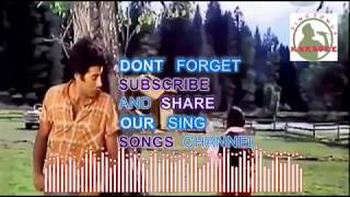 JAB HUM JAWAAN HONGE hindi karaoke for feMale singers with lyrics