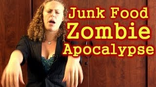Junk Food Zombie Apocalypse, Industry Exploiting Taste, Nutrition & Weight Loss