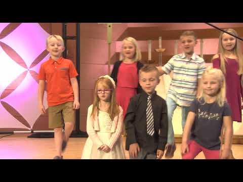 2021 Woodbury Lutheran Preschool Celebration