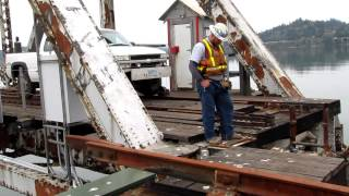 Port Re-opens Coos Bay Rail Bridge