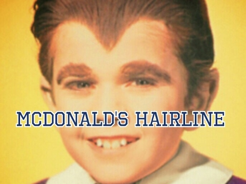 mcdonald s hairline live stream youtube