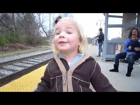 Küçük Madeline'nin Tren Sevinci