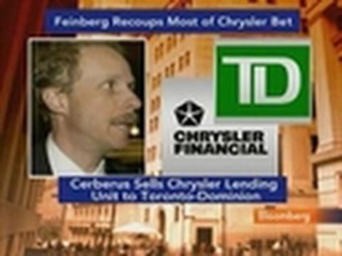 Cerberus's Feinberg Said to Recoup 90% of Chrysler Bet
