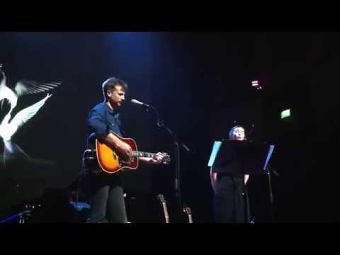 "Paul Noonan & Lisa Hannigan - ""Love Hurts"" Printer Clips @ National Concert Hall, Dublin"