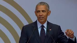 Barack Obama: Politics of fear, resentment on the move