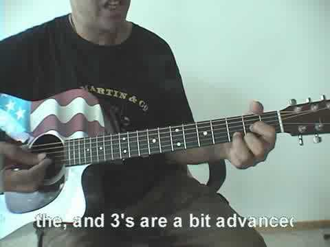How To Play Cat Stevens Father And Son Chords Youtube