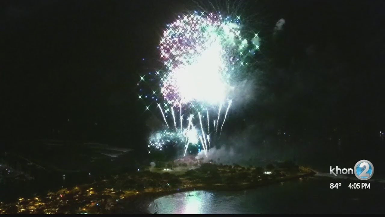 Ala Moana Center cancels July 4 fireworks show
