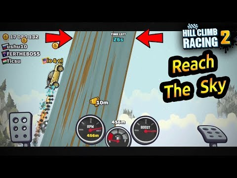 Hill Climb Racing 2 - Is Rallye Car The Best In Mountains ??