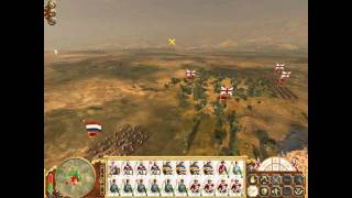 Empire Total War battle #4