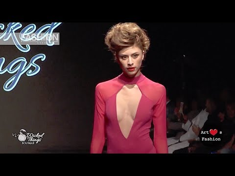 WICKED THINGS BOUTIQUE Spring Summer 2017 AHF Los Angeles - Fashion Channel