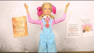 The Real Housewives of Toys 'R' Us Episode 4 - A Barbie parody in stop motion *FOR MATURE AUDIENCES*