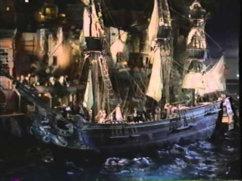 Treasure Island The Advenure Begins Television Special