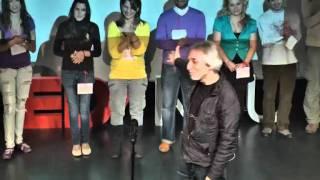 TEDxNBU - Rumen Tsonev - About music - sound, text and movement