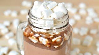 Горячий шоколад ☆ Hot chocolate