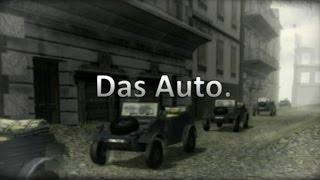 Battlefield Das Auto VW Werbung