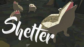 I AM MAMA BADGER | Shelter (Part 1)