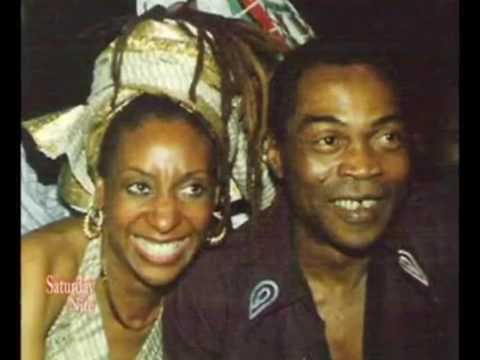 THE FELA KUTI WE DIDN'T KNOW....EX AMERICAN GIRLFRIEND REVEAL ALL THE INTIMATE DETAILS!!! PART 1