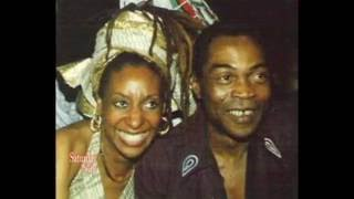THE FELA KUTI WE DIDN39T KNOWEX AMERICAN GIRLFRIEND REVEAL ALL THE INTIMATE DETAILS PART 1