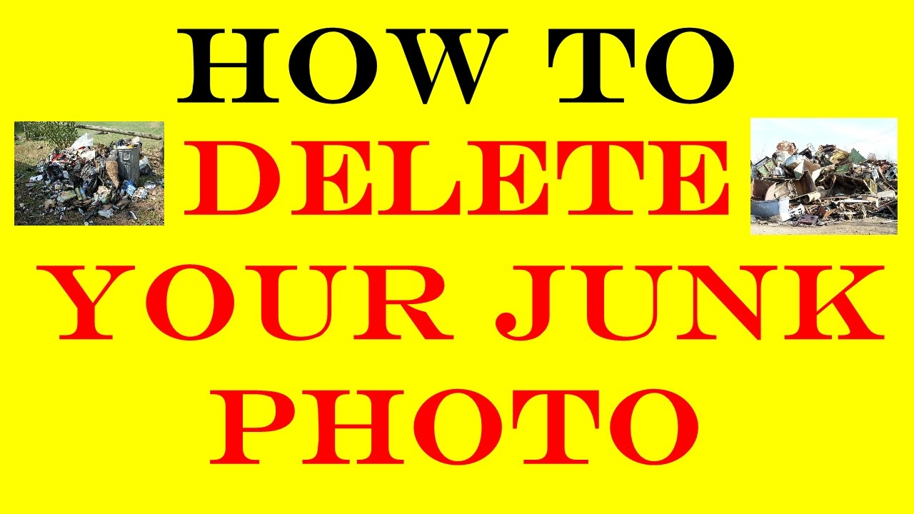 how to delete photos from android