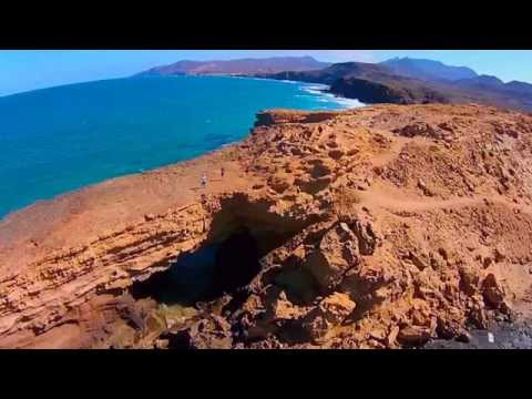 """Fuerteventura/Costa Calma and la paret fly above """"awesome view"""""""