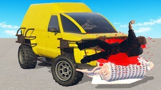Cop Is Rude So I Slice Him With My Blade Car! (GTA RP)