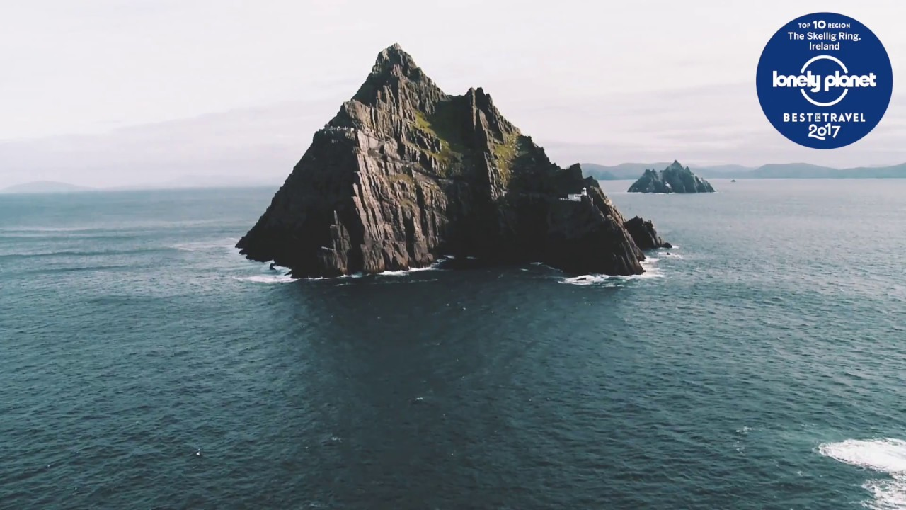 Skellig Ring Top 10 in the World by Lonely Planet