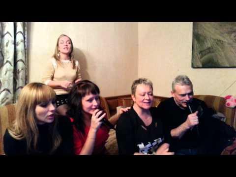 2015.01.01 Песни О Главном,Клип Караоке