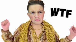 Wtf is ppap!?! (pen pineapple apple pen) - weird viral videos