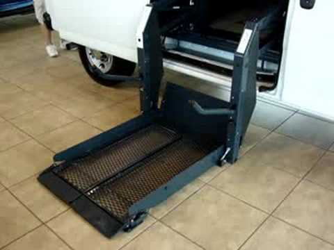 Wheelchair Express Office Chair Upholstery Fabric 2005 Chevrolet Van Youtube