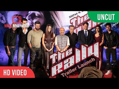UNCUT - The Rally Trailer Launch | Suniel Shetty, Deepak Anand, Sameer, Viju Shah