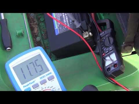 AGM Starterbatterie gegen