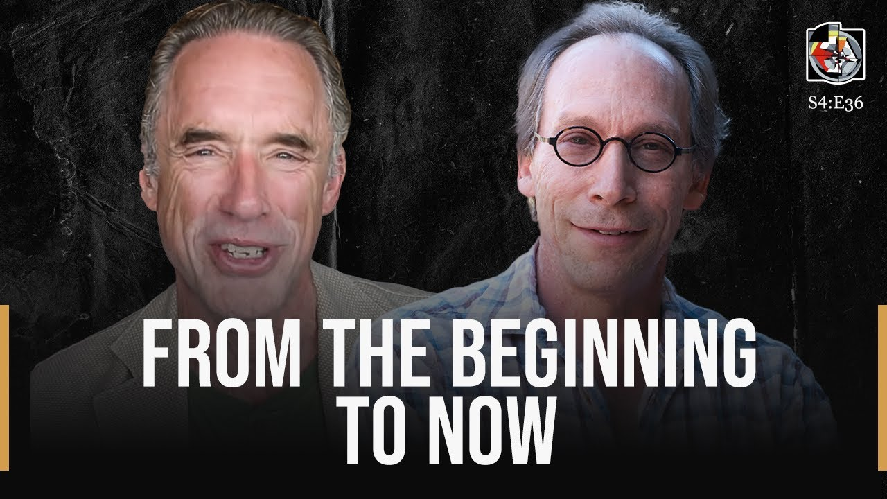 From the Beginning to Now | Lawrence Krauss | The Jordan B. Peterson Podcast - S4: E36
