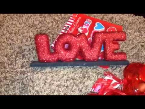 Walgreens haul Valentines Day stuff and toy deals