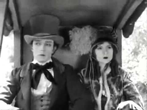 Buster Keaton The top hat YouTube 1 - YouTube 23648d9ebef
